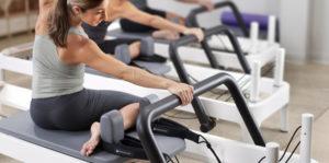 Pilates Boronia Reformer