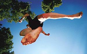 Barefoot Runner2