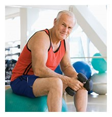 Older Adult Weight Training